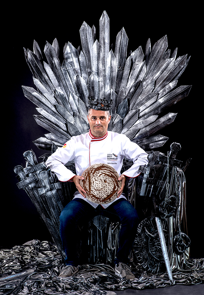 Bread of Thrones - Flacher Laib