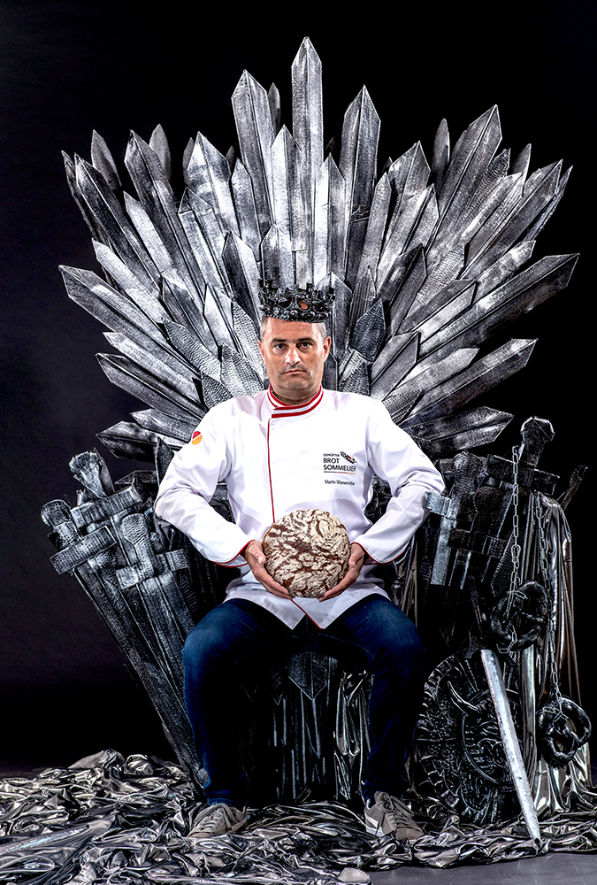 Bread of Thrones - Tiroler Laib