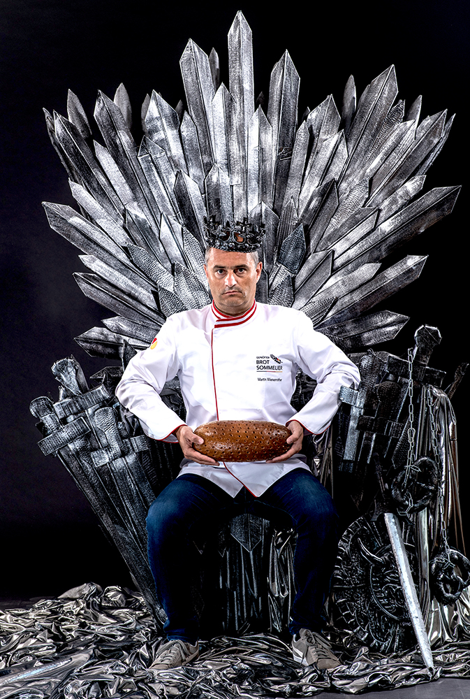 Bread of Thrones - Dunkler Wecken