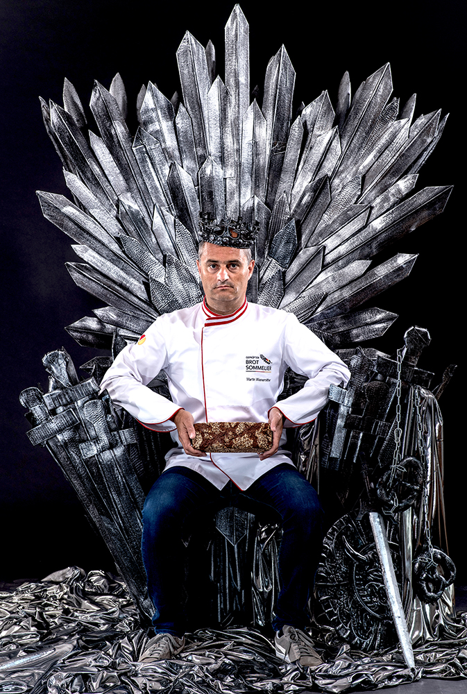 Bread of Thrones - Martinibrot