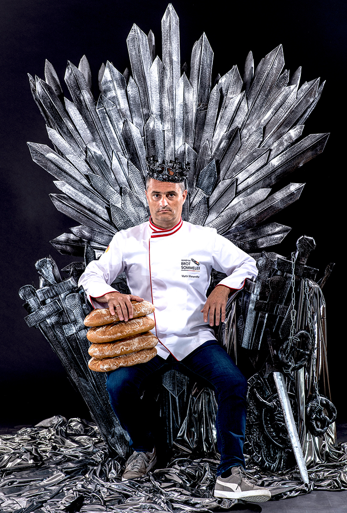 Bread of Thrones - Ciabatta