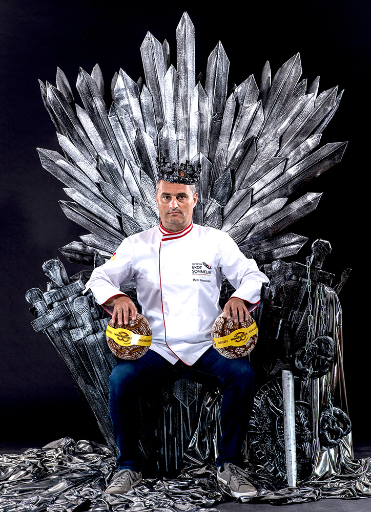 Bread of Thrones - Reiner Roggenlaib