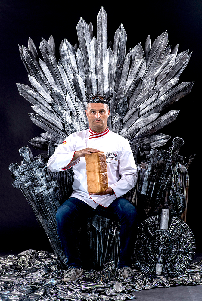 Bread of Thrones - Toastbrot